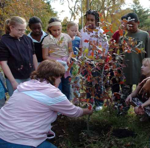 Children_learn_about_planting_trees